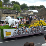 Tour De France Float