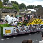 Tour De France Float